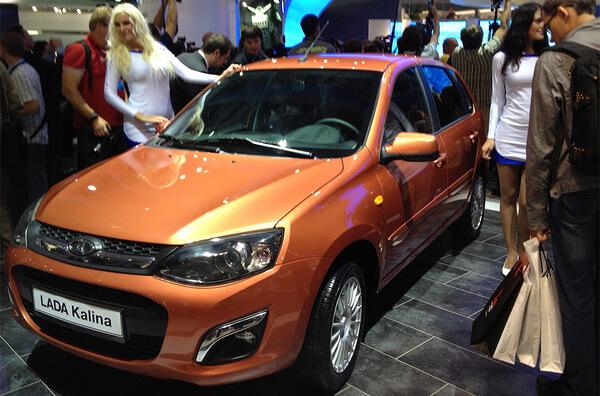 Олег Груненков (директор проекта Калина) о новой машине