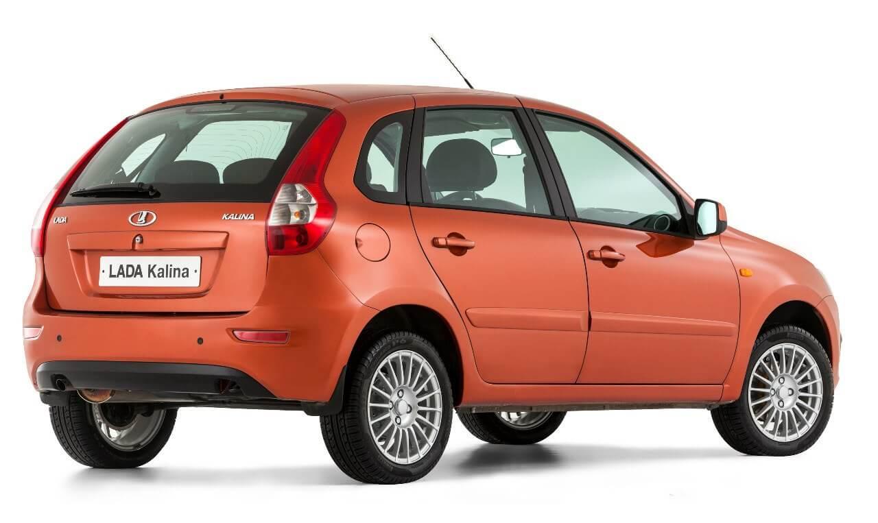 АвтоВАЗ придумал для Лады Калина новую автомобильную эмаль «Магма»