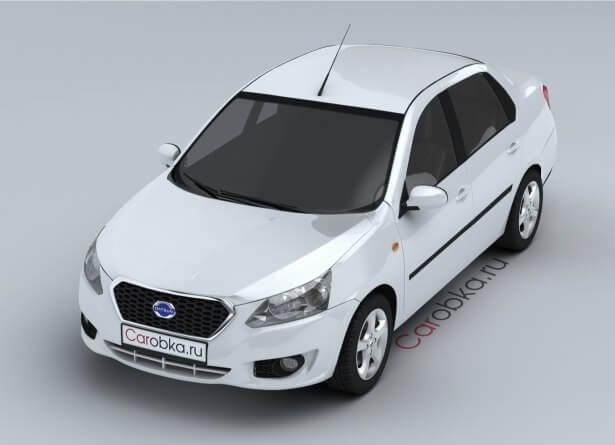 Стоимость Nissan Datsun на отечественном рынке  составит менее 400 тысяч рублей