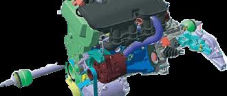 На Калину 2 установят новый двигатель мощностью 106л.с.