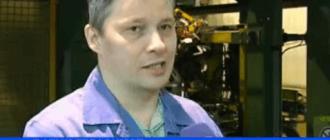 Подготовка конвейера к производству Калина II