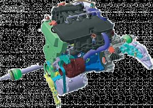 Двигатель 21127. Лада Калина 2 - новости, презентации, фото, видео