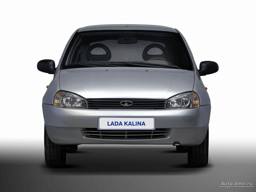 Автомобиль Лада Калина-1