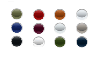 Все цвета «Калины-2»