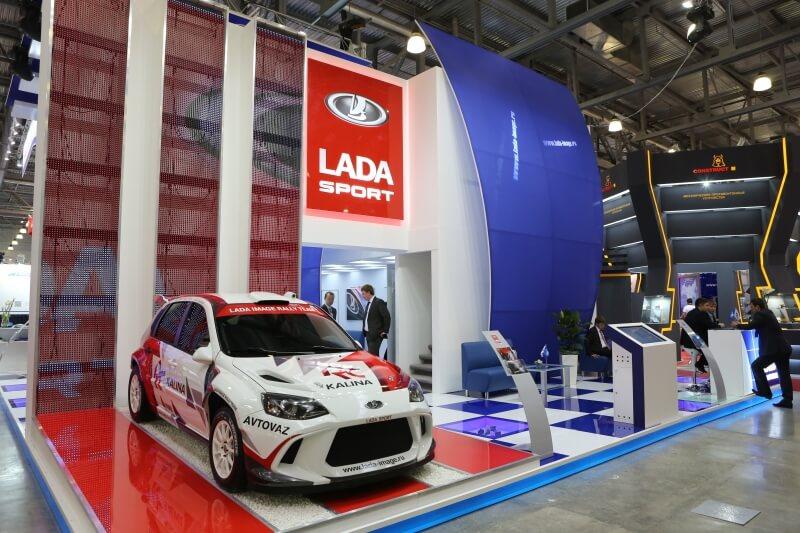 Kalina Rally Concept. Автомобили Лада Калина 2. Новости, описание, видео.