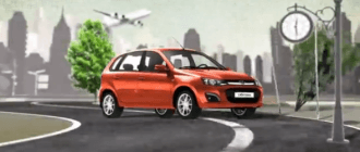 Реклама АвтоВАЗ: «Новая Калина»