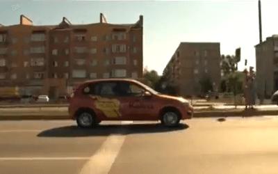 Тест-драйв «Калины-2» с АКП (теле-версия)