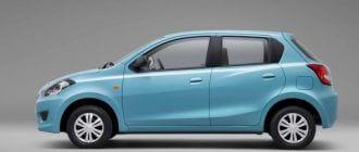 Хэтчбэк Datsun в России будут собирать на базе «Калина-2» или «Гранта»