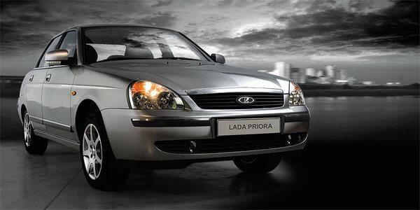 Приора-седан. Автомобили Лада Калина 2. Новости, описание, видео.