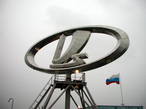 Логотип АвтоВАЗ. Автомобили Лада Калина 2. Новости, описание, видео.