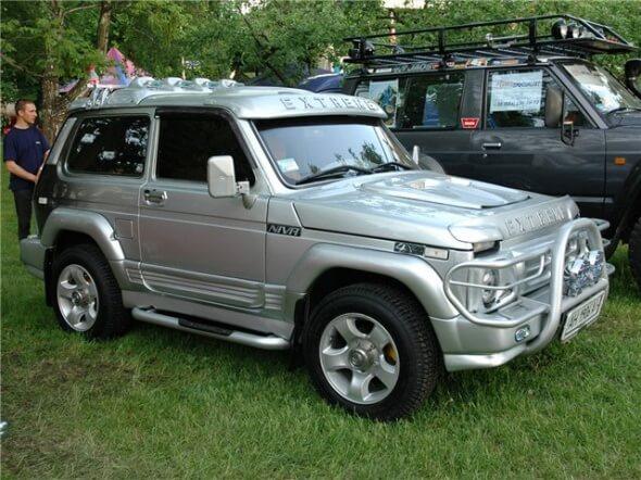 Niva 4x4. Автомобили Лада Калина 2. Новости, описание, видео.