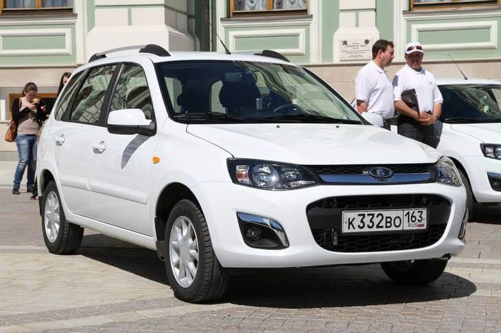 Продажи универсала «Калина-2» — решили начать с «Нормы»