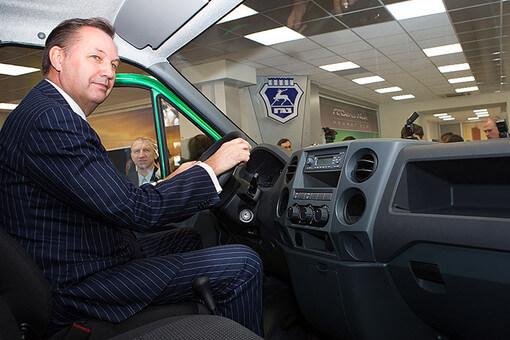 Директором АвтоВАЗа становится бывший глава «Группы ГАЗ»