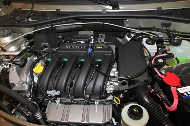 Двигатель Renault K4. Автомобили Лада Калина 2. Новости, описание, видео.