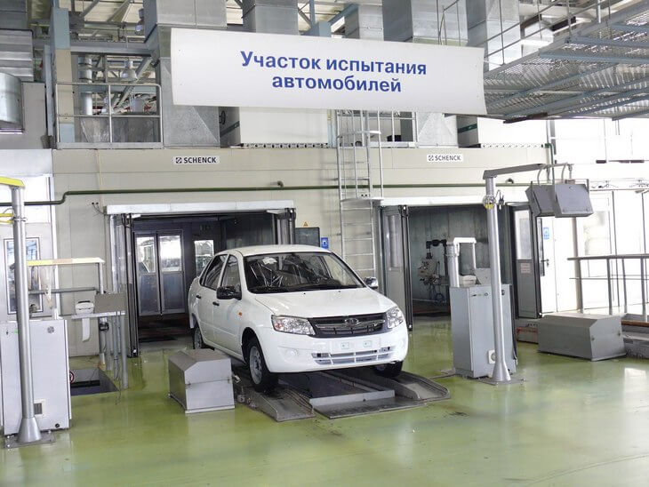 За этот год ВАЗ выпустит 266 тысяч «Грант», «вторых Калин» и Datsun-ов
