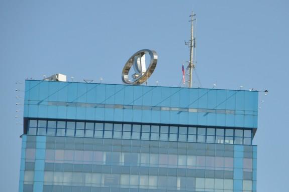 Главное здание завода ВАЗ. Автомобили Лада Калина 2. Новости, описание, видео.