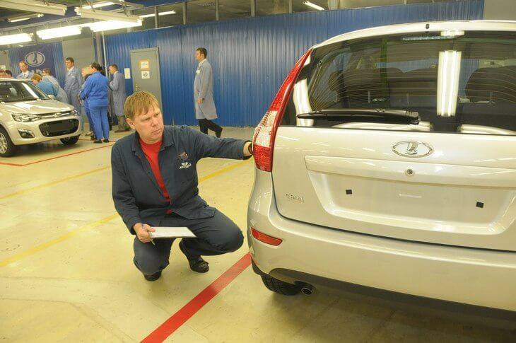 АвтоВАЗ проводит еще один опрос для улучшения LADA