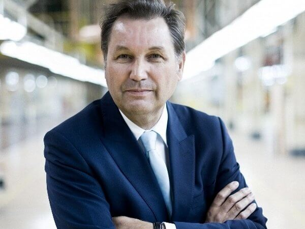Бу Андерссон, президент компании АвтоВАЗ. Автомобили Лада Калина 2. Новости, описание, видео.