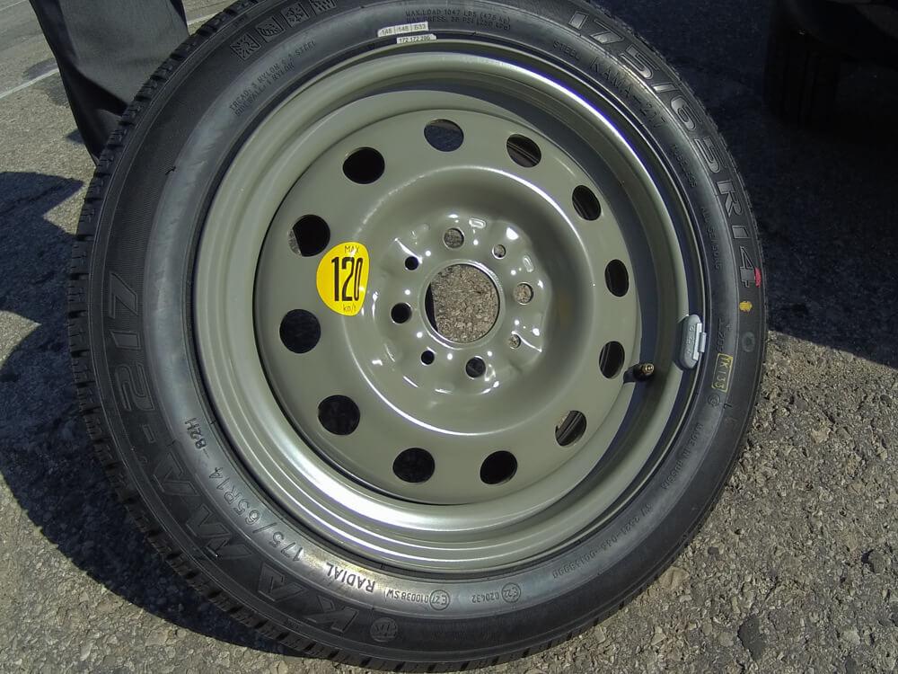 Докатное колесо для автомобилей ВАЗ с шинами Pirelli. Автомобили Лада Калина 2. Новости, описание, видео.