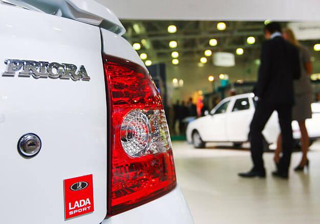 В дилерском центре LADA Sport. Автомобили Лада Калина 2. Новости, описание, видео.