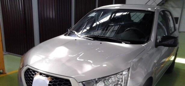 Datsun mi-Do, хэтчбек на базе Калины-2. Автомобили Лада Калина 2. Новости, описание, видео.