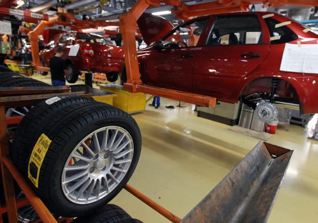 Комплектующие для автомобилей ВАЗ могут импортироваться из Турции