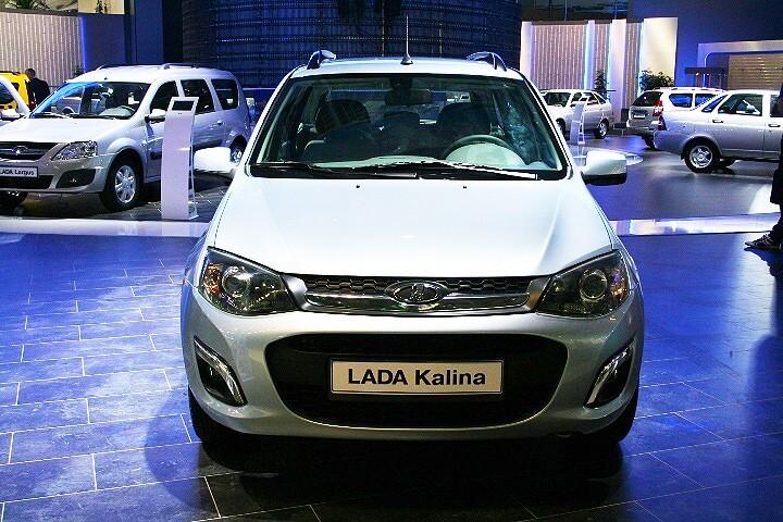 Универсал Калина-2, комплектация Люкс. Автомобили Лада Калина 2. Новости, описание, видео.
