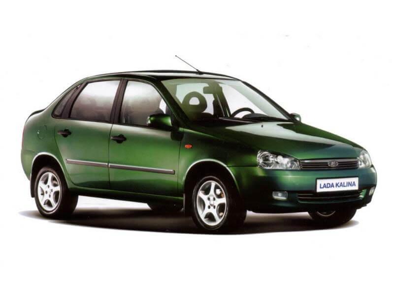 Развитие и история автомобиля Лада Калина