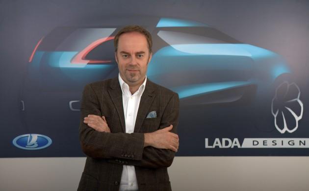 Стив Маттин на конференции Автомобильный дизайн в России. Автомобили Лада Калина 2. Новости, описание, видео.