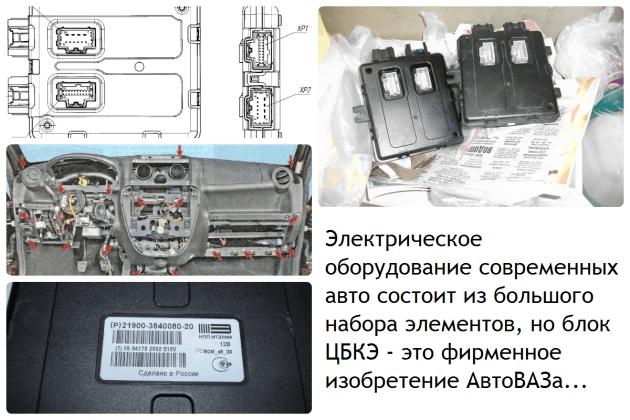 Особенности электрооборудования Лады Калины-2. Автомобили Лада Калина 2. Новости, описание, видео.