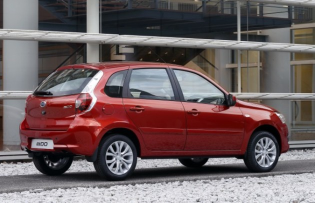 Datsun mi-DO, так похожий на Калину-2. Автомобили Лада Калина 2. Новости, описание, видео.