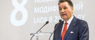 ОАО «АвтоВАЗ» выйдет на прибыль в следующем году