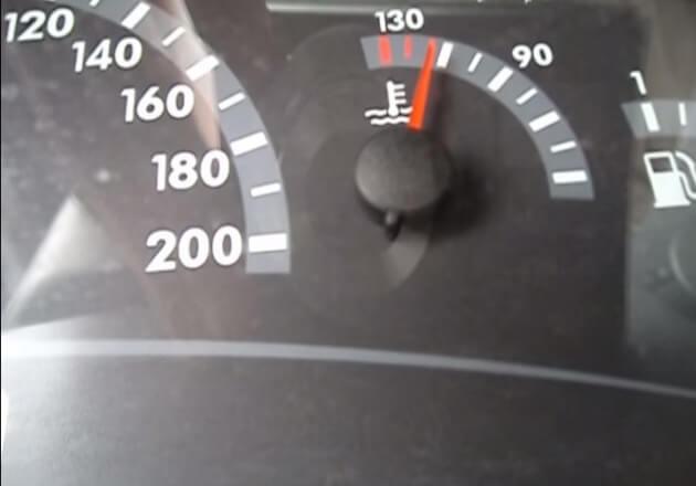 Перегрев двигателя на автомобиле Лада Калина
