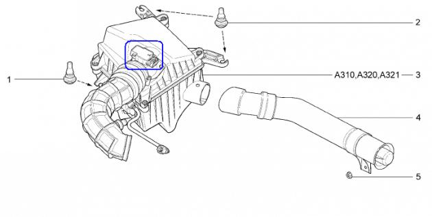 Конструкция модуля фильтра