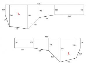 Детали сабвуфера 1 и 2