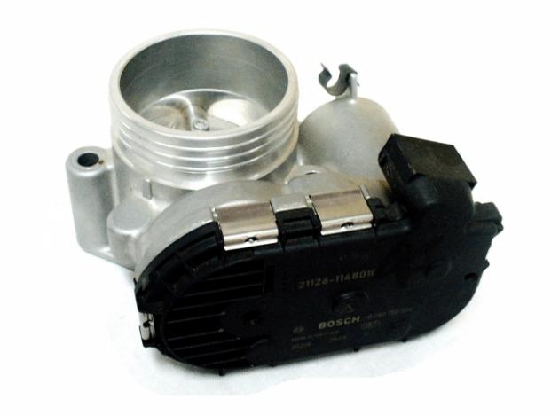 Дроссельный узел двигателя 21126
