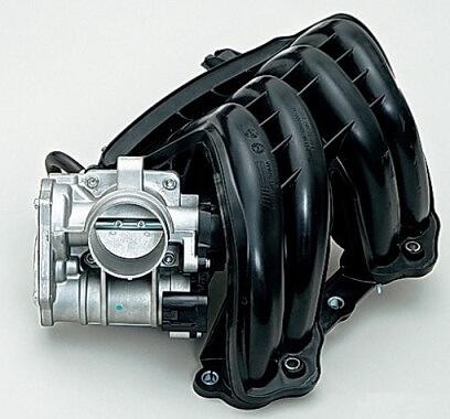 Дроссельный узел двигателя 21116