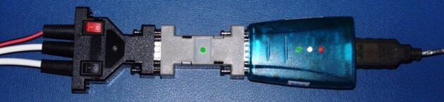 Контроллер для программирования ЭБУ M74CAN