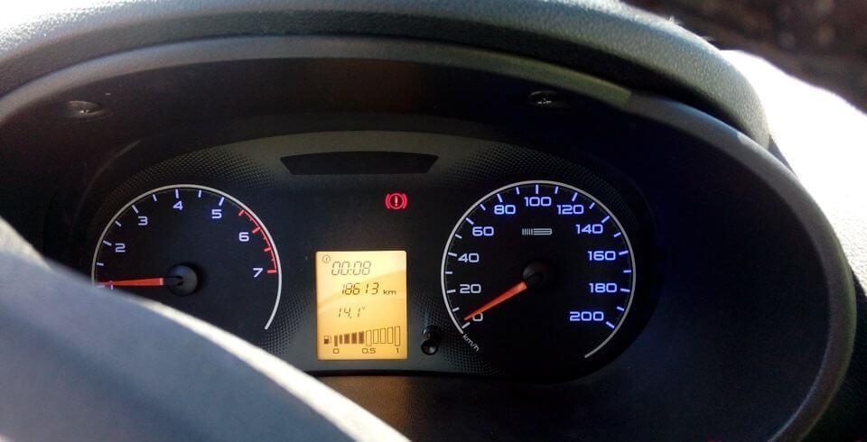 Тюнинг штатной приборки в автомобиле «Калина-2»
